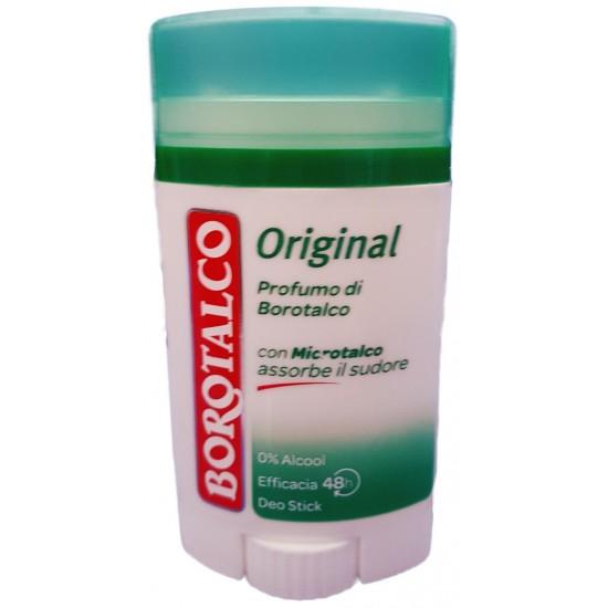 BOROTALCO, Original