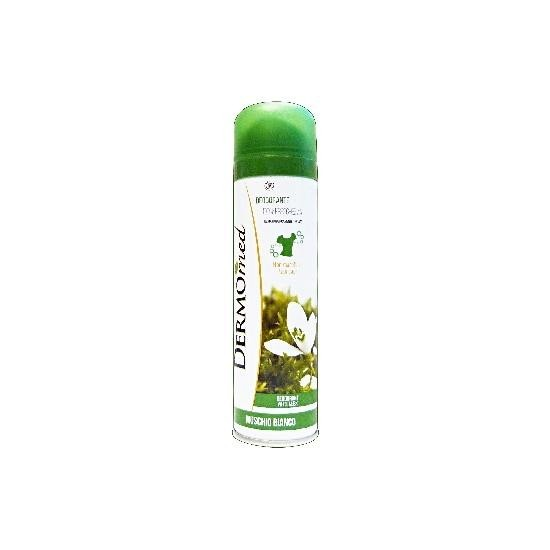 DEO SPRAY - DERMOMED deodorante MUSCHIO BIANCO, 150ml