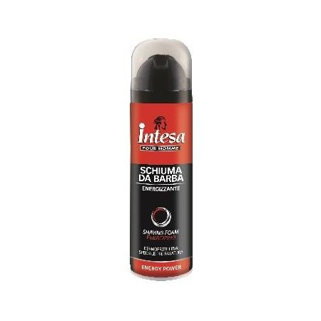 PENA NA HOLENIE - INTESA barba ENERGY POWER, 300ml