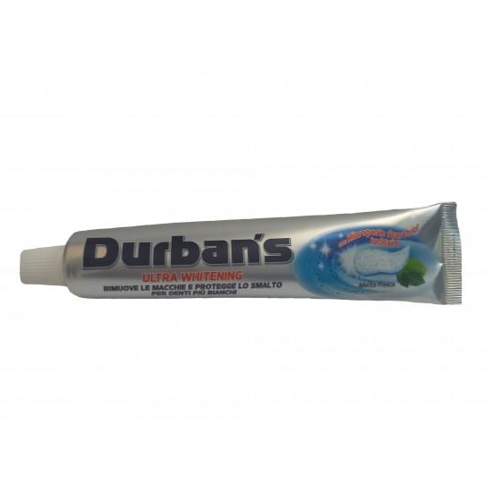 ZUBNÁ PASTA - DURBAN´S dentifricio Ultra Whitening, 75ml