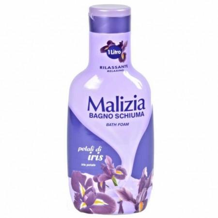 SPRCHOVÝ GÉL /PENA DO KÚPEĽA - MALIZIA bagno Petali di Iris, 1000ml