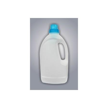 Fľaša transparentná