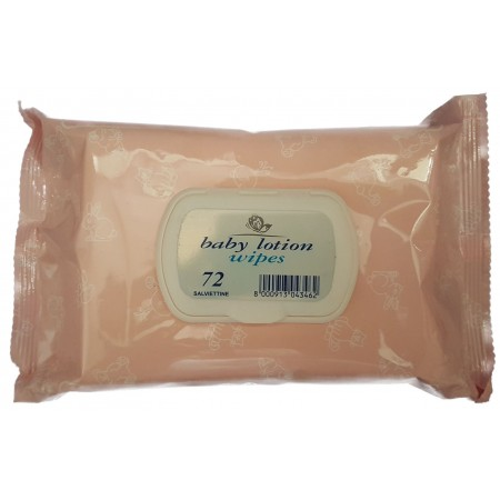 BABY LOTION wipes