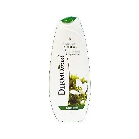 SPRCHOVÝ GÉL - DERMOMED  Muschio Bianco, 500ml