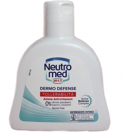 INTÍMNÝ GÉL - NEUTROMED DERMO DEFENSE tollerabilita, 200ml