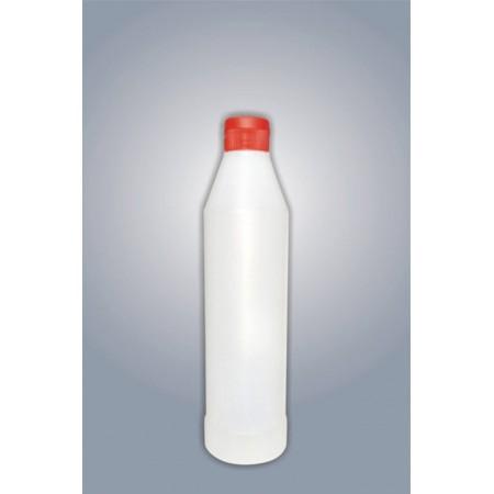 Fľaša IRIS 0,5l transparentná + uzáver