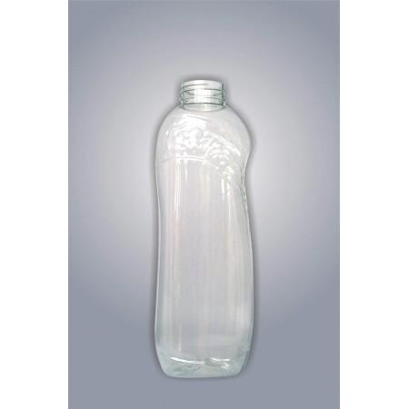 Fľaša MONIKA číra PET 1000ml + uzáver