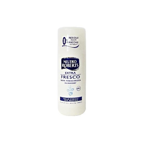 DEO STICK - NEUTRO ROBERTS Extra Fresco, 40ml