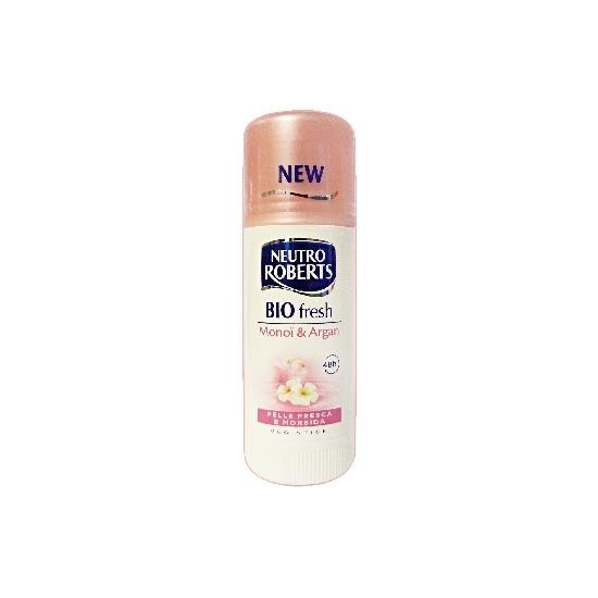 DEO STICK - NEUTRO ROBERTS Fresco monoi & fresia, 40ml