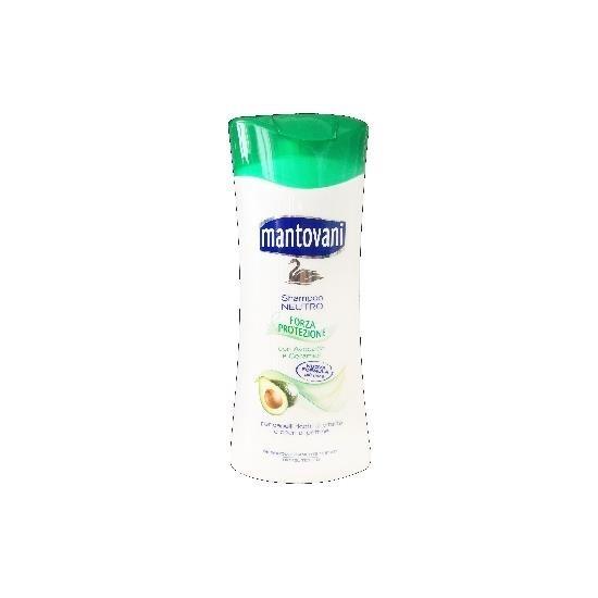 ŠAMPÓN - MANTOVANI shampoo Forza Prozetione, 400ml